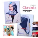 Chromic 28 31 40 510 Motif C3 by Azzura SG Jilbab