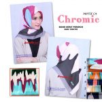 Chromic 28 31 40 510 Motif C4 by Azzura SG Jilbab