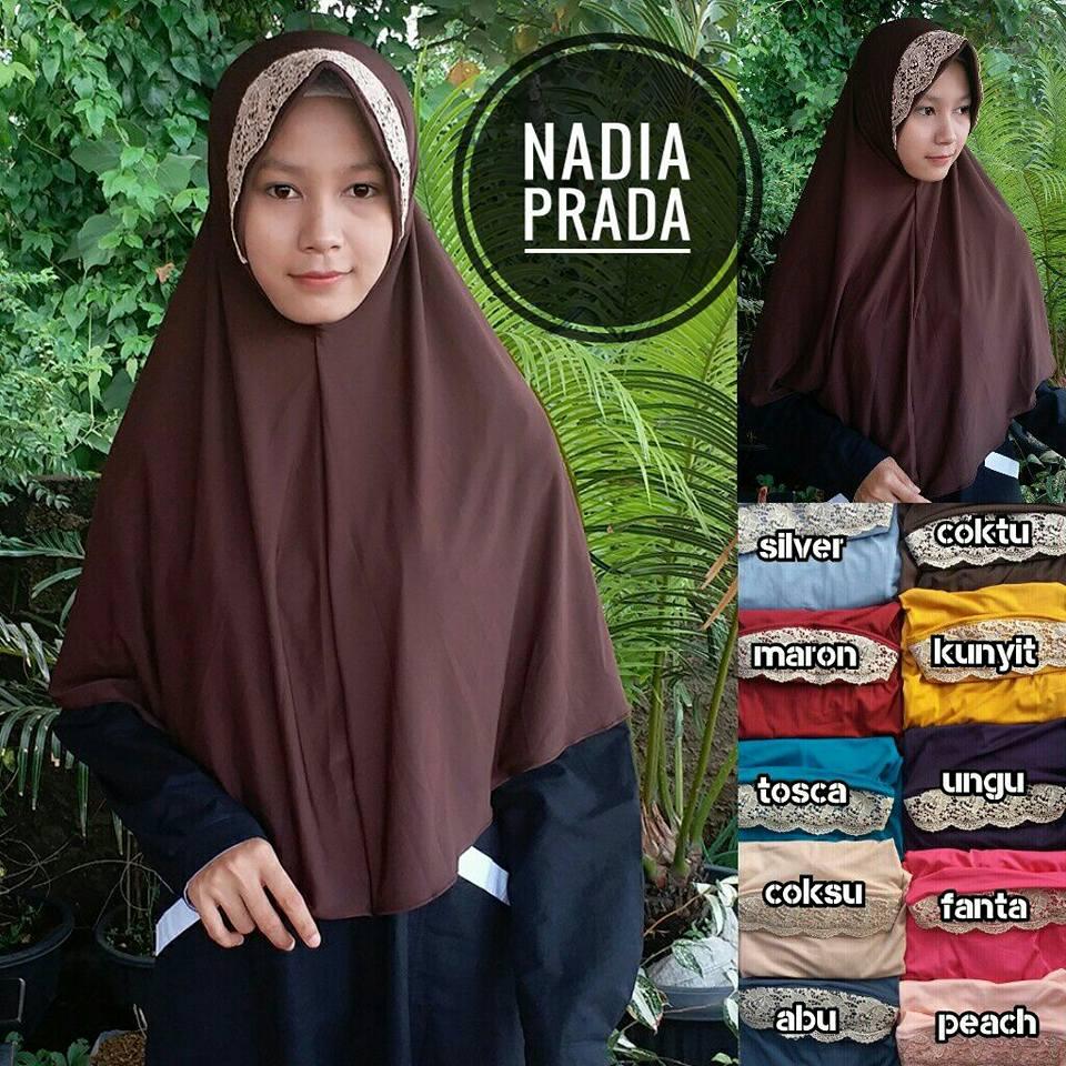 Nadia Prada 28 31 40 500 SG Jilbab