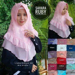 Jilbab Sahara Ruby