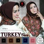 Segeimpat Turkey Yarn by YEFFA SG Jilbab Motif A