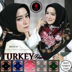Segeimpat Turkey Yarn by YEFFA SG Jilbab Motif B