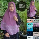 Jilbab Syria Mix Ruby