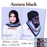 Azzura Black 27 30 40 490 AB 4 SG JIlbab