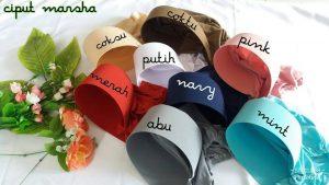 Ciput Marsha 15 18 25 250 sg hijab