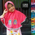 Jilbab Anak Flower Hijab Kids