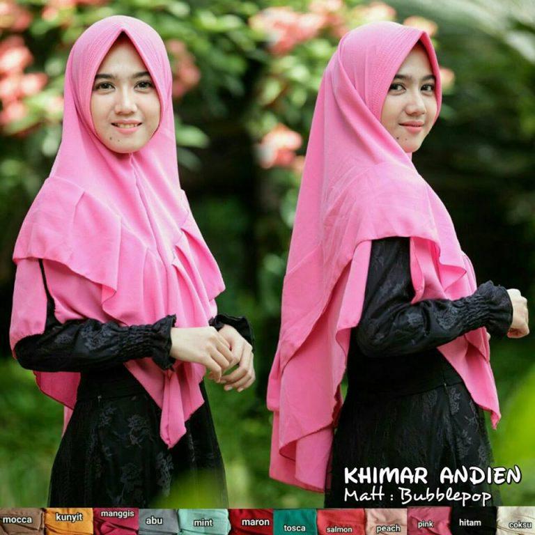 Khimar Andien 34 37 45 620 SG Jilbab