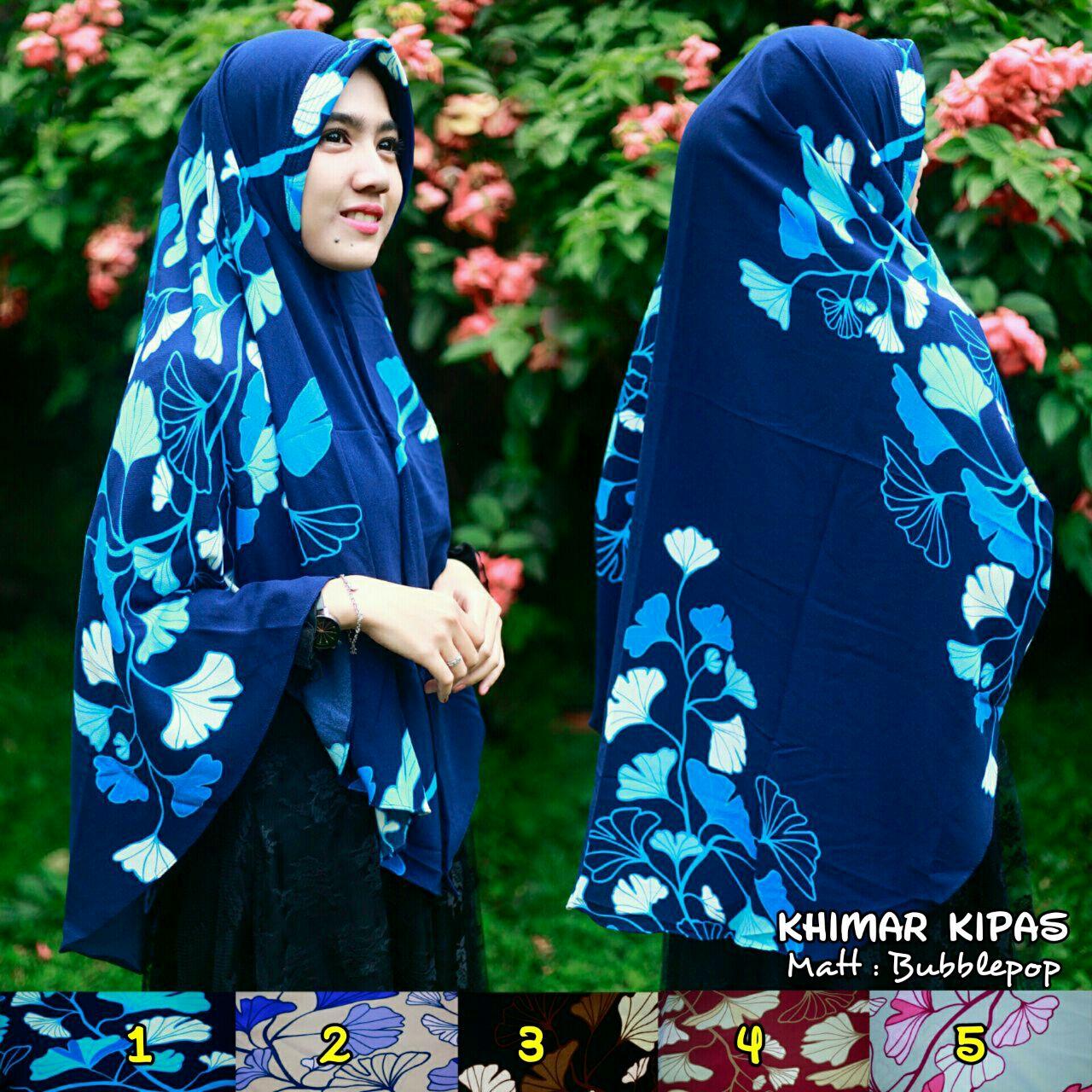 Khimar Kipas 36 39 50 670 SG Jilbab