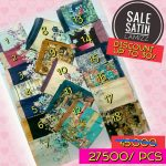 SALE STOCK HIJAB SATIN LAMIZZ