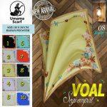 Segiempat VOAL 21 24 30 360 By Umama SG Jilbab Design 8