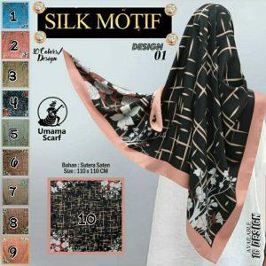 SegiEmpat Silk Motif Umama 01