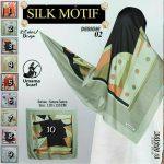 Silk Motif Design 02, 23 26 35 400 SG Jilbab