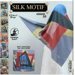 Silk Motif Design 10, 23 26 35 400 SG Jilbab