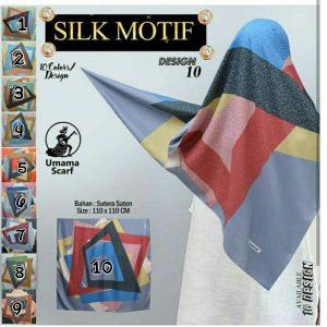 SegiEmpat Silk Motif Umama 10