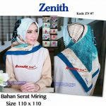 Zenit Azzura 27 30 40 490 ZN 07 SG Jilbab