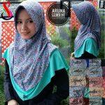 Hijab Aruna Instan