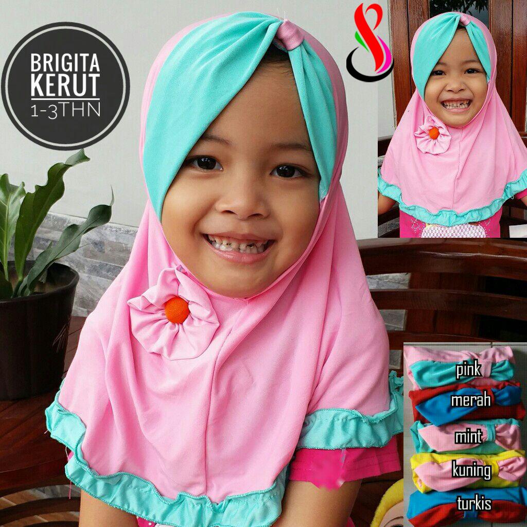 Brigita Kerut SG Jilbab