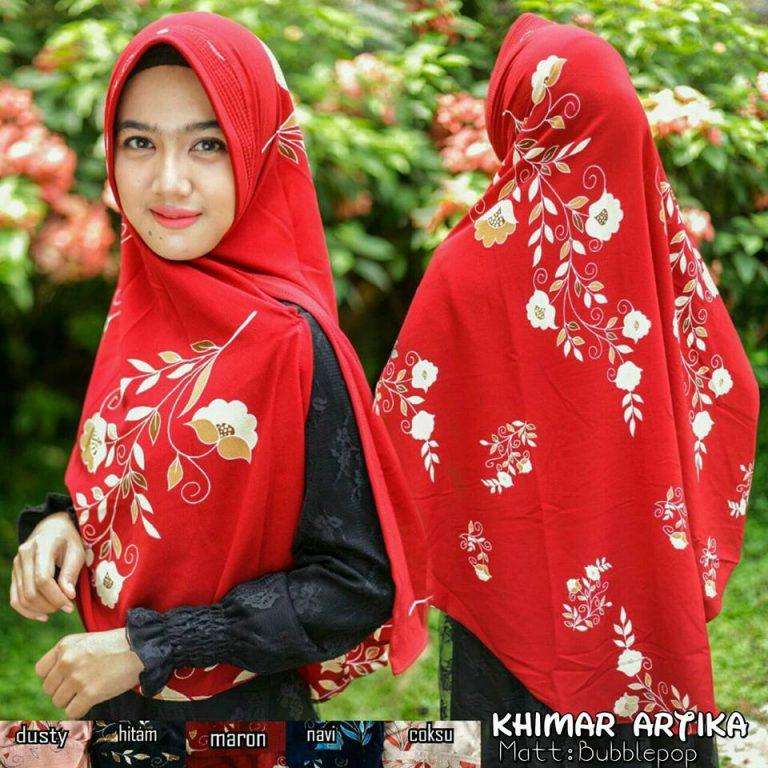 Khimar Artika 34 37 45 610 SG Jilbab