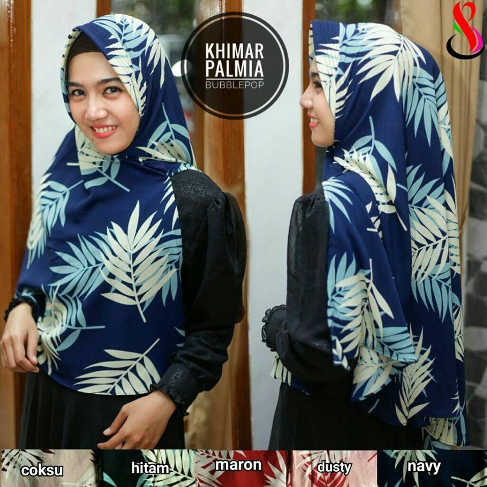 Khimar Palmia 34 37 50 610 SG JIlbab