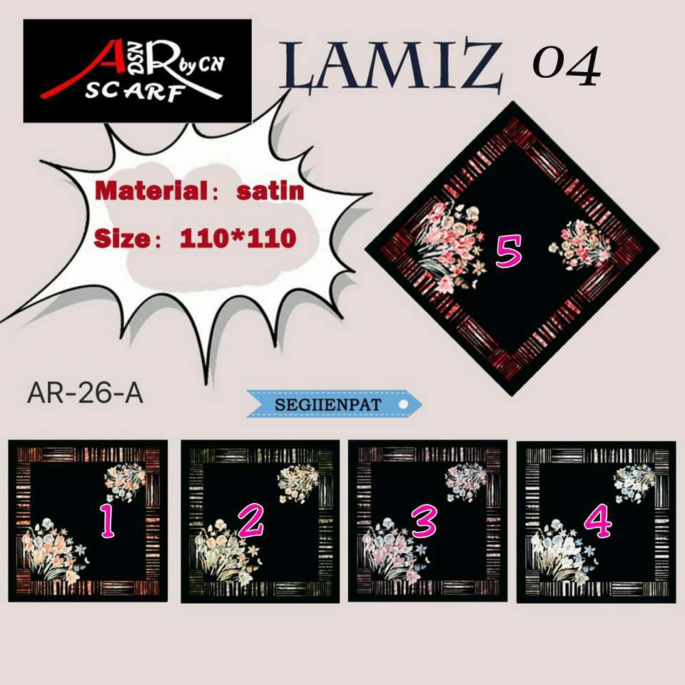 Lamiz 26 29 38 460 SG Jilbab AR 26 A 4