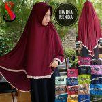 Kerudung Livina Renda