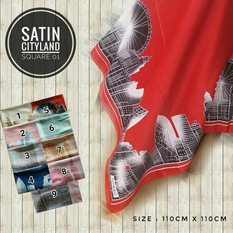 Satin Cityland 01, 23 26 35 410 SG Jilbab