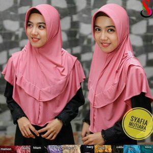 Jilbab Syafia Mutiara