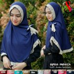 Jilbab Syria Monica