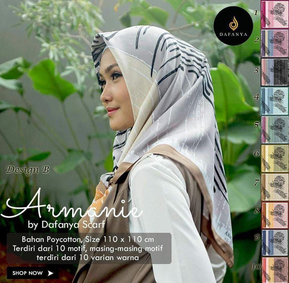 Armanie 27 30 40 490 SG JIlbab Design B