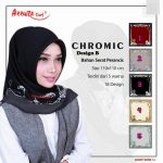 Chromic Design B 29 32 40 530 by Azzura SG Jilbab