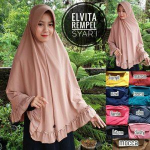 Elvita Rempel Syar'i 36 39 50 660 SG Jilbab 1