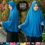 Elvita Rempel Syar'i 36 39 50 660 SG Jilbab
