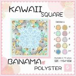 Kawaii Square 21 24 30 340 SG Jilbab design 6