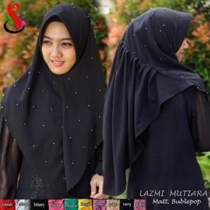 Jilbab Lazmi Mutiara