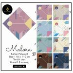 Malora 28 31 40 510 SG Jilbab Design B