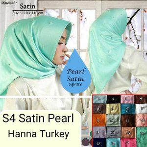 Segiempat Satin Pearl