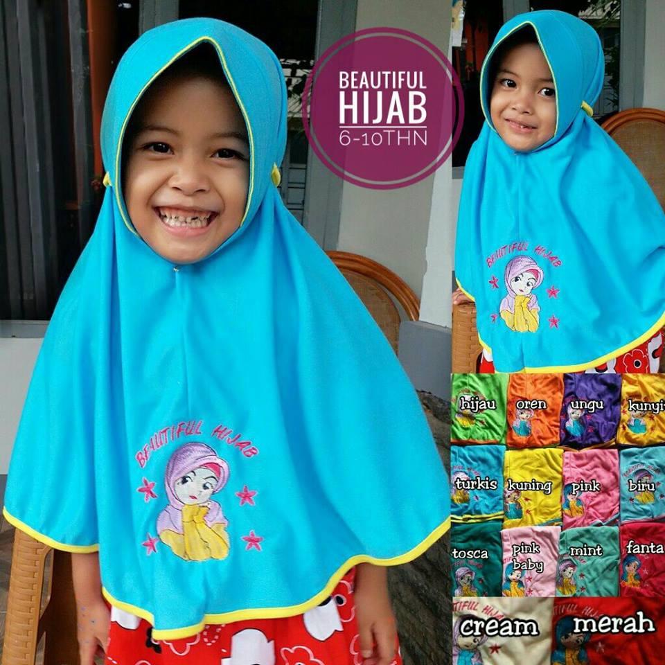 Beautiful Hijab 22 25 30 370 SG Jilbab
