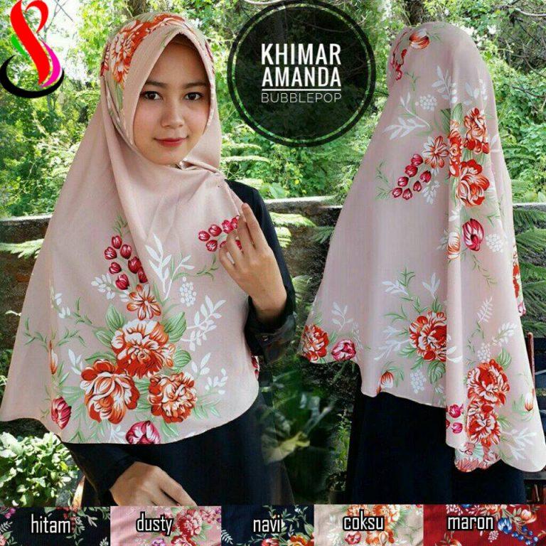 Khimar Amanda 34 37 50 610 SG Jilbab