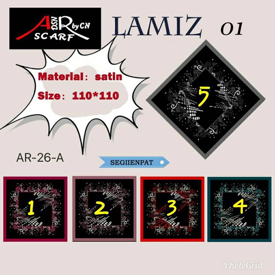 Lamiz 26 29 38 460 SG Jilbab AR 26 A 1