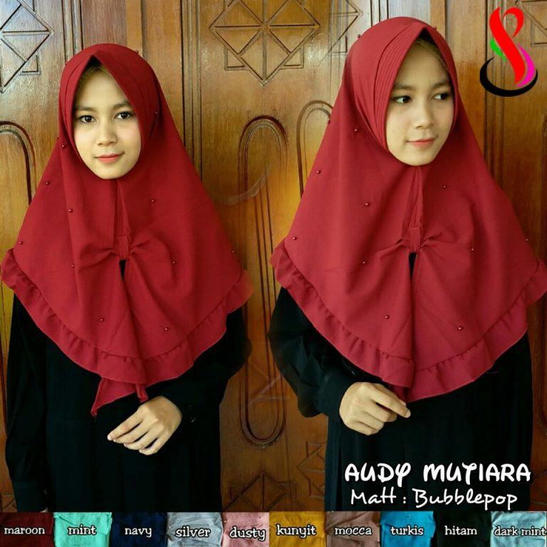 Audy Mutiara 29 32 40 530 SG JIlbab.