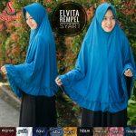 Elvita Rempel Syar'i 36 39 50 660 SG Jilbab 28 Aug'18