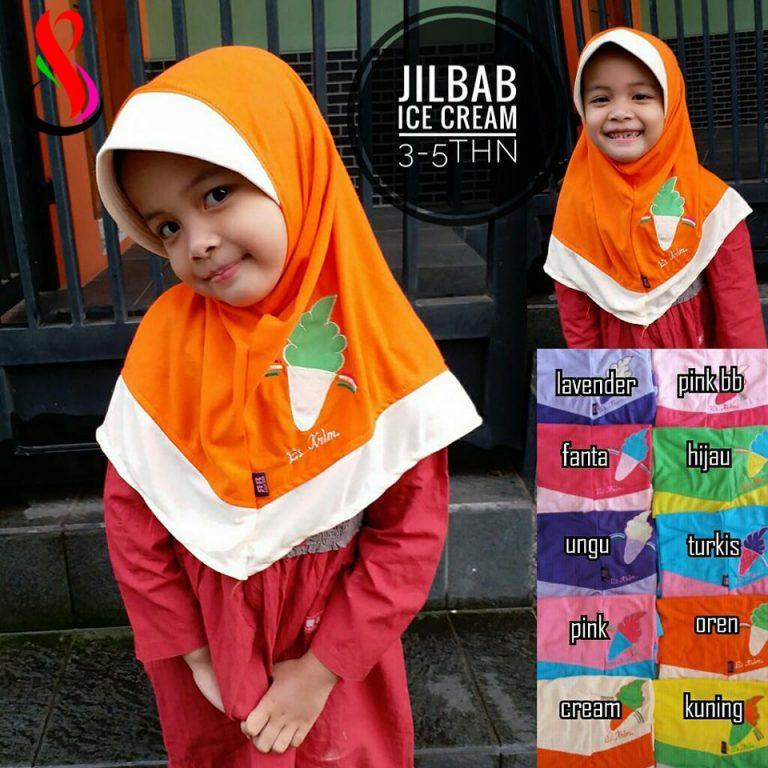 Jilbab Ice Cream 19 22 30 330 SG Jilbab
