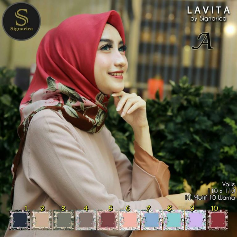 Lavita 21 24 30 360 SG Jilbab A