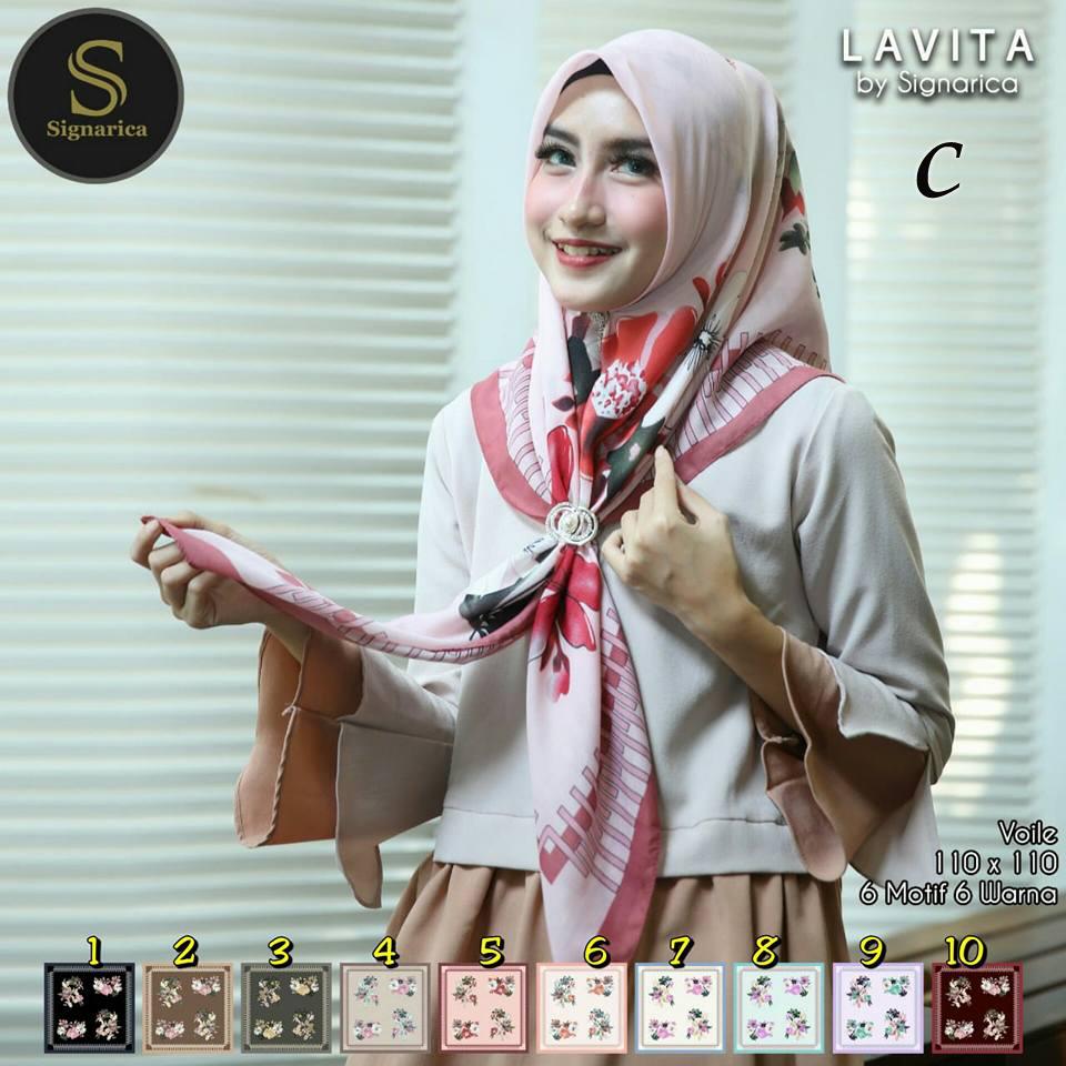 Lavita 21 24 30 360 SG Jilbab C