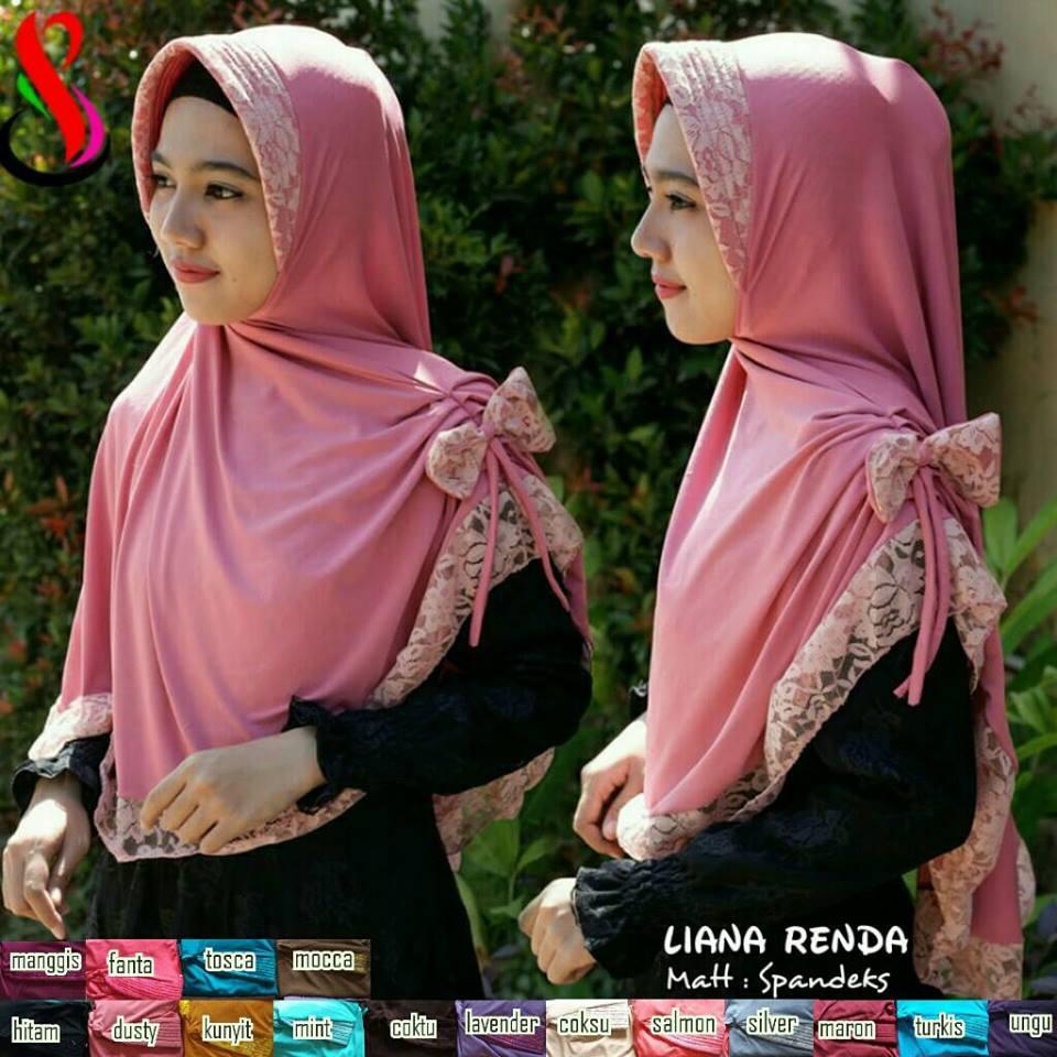 Liana Renda 29 32 45 530 SG Jilbab