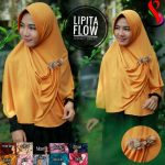 Kerudung Lipita Flow