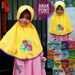 Jilbab Anak Pony SD