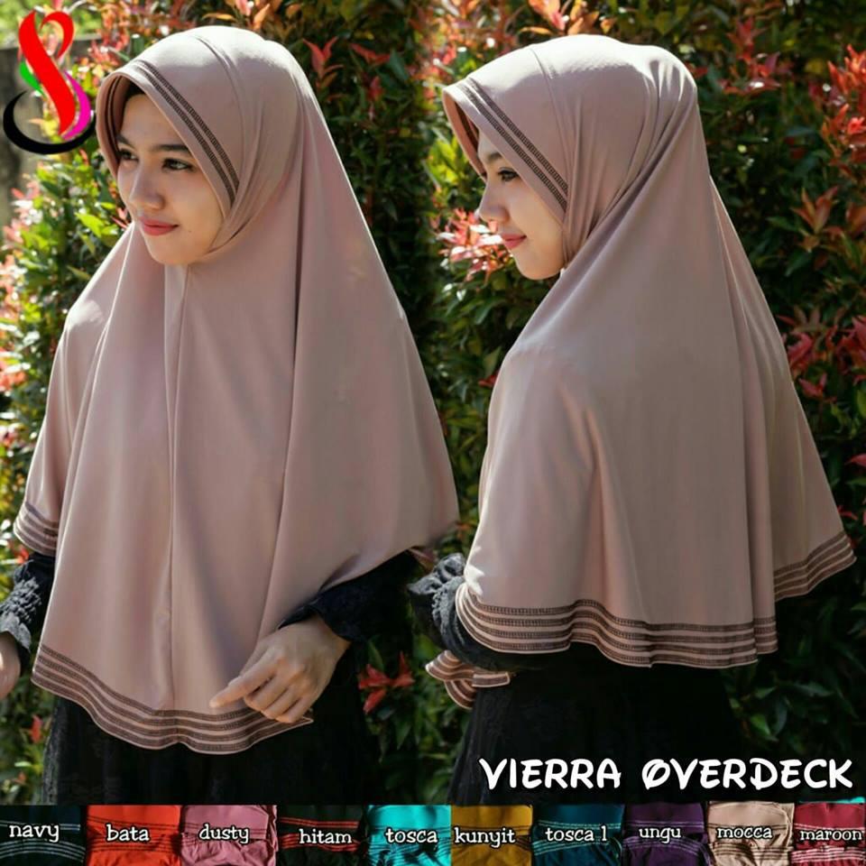 Vierra Overdeck 32 35 45 580 SG Jilbab