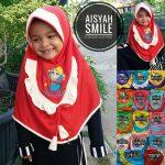 Aisyah Smile 24 27 35 420 SG Jilbab