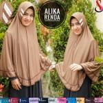 Jilbab Alika Renda Overdeck